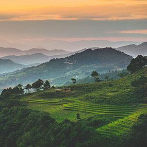 Au Nord du Vietnam