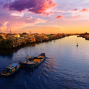 Au Sud du Vietnam