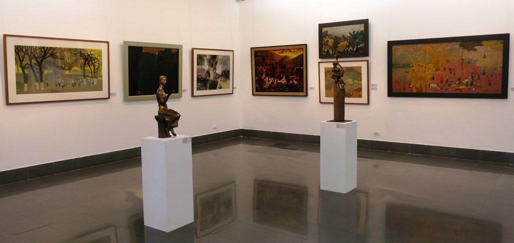 Musée des beaux-arts du Vietnam - Âme du vietnam