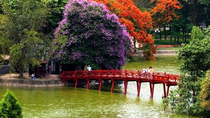 Hanoï en été - Âme du Vietnam