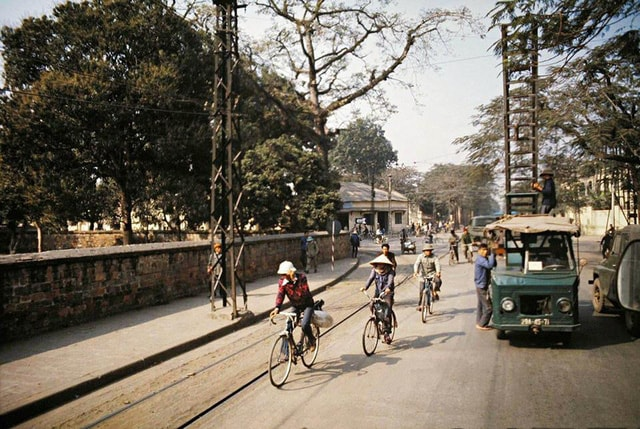 Hanoï les années 60 - Âme du Vietnam