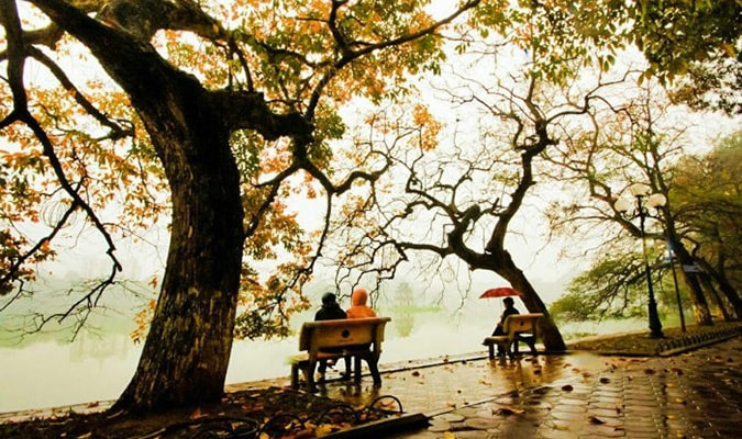 Hanoï en hiver - Âme du Vietnam