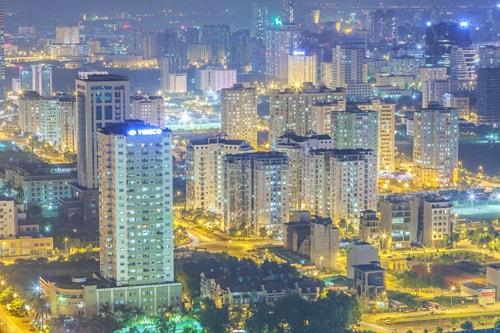 Hanoi de nuit - Âme du Vietnam