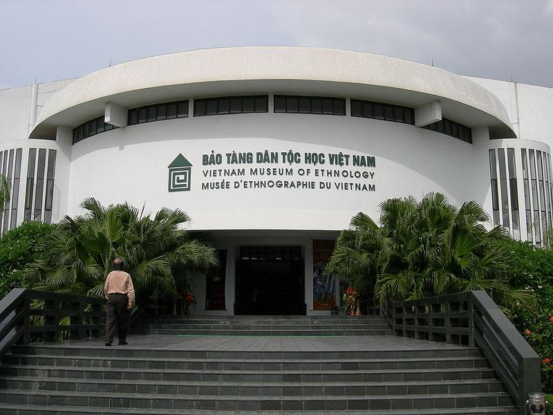 Le musée d'ethnologie - Âme du Vietnam