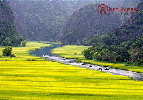Ninh Binh - Vietnam en été - Âme du Vietnam