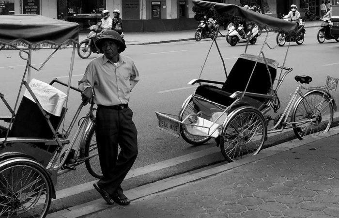 36 rues et corporations du vieux quartier hanoi