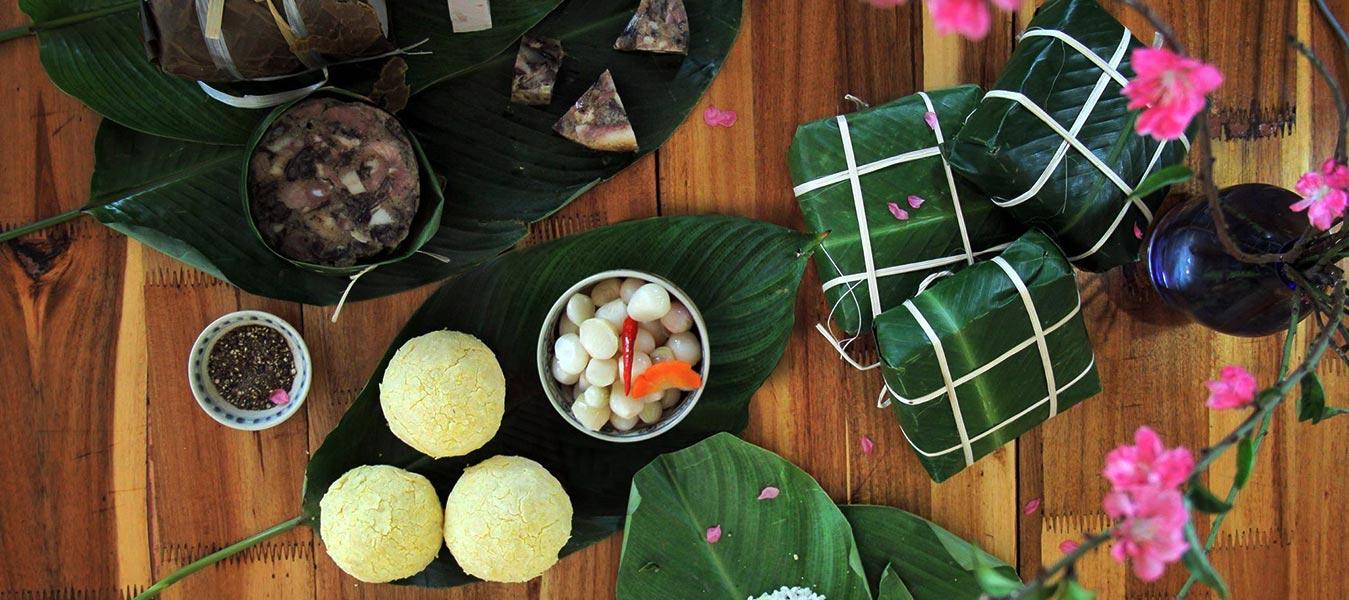 Plays traditionnels - tet vietnamien