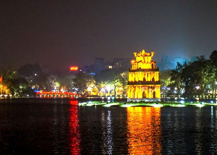 Voyage à Hanoi