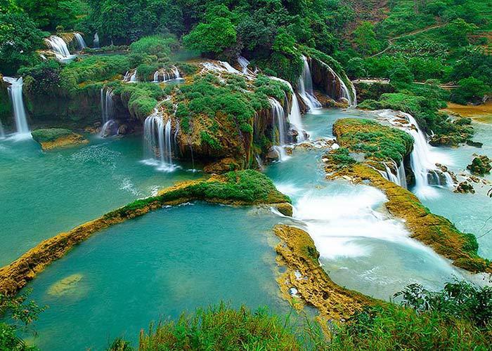 Cao Bang - Au Nord du Vietnam