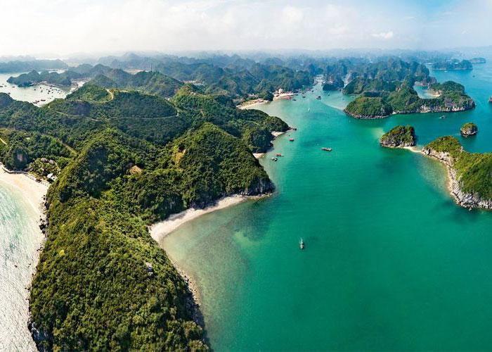 Ile de Cat Ba - Au Nord du Vietnam