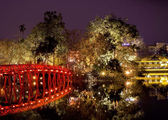 Visite à Hanoi - capitale du Vietnam