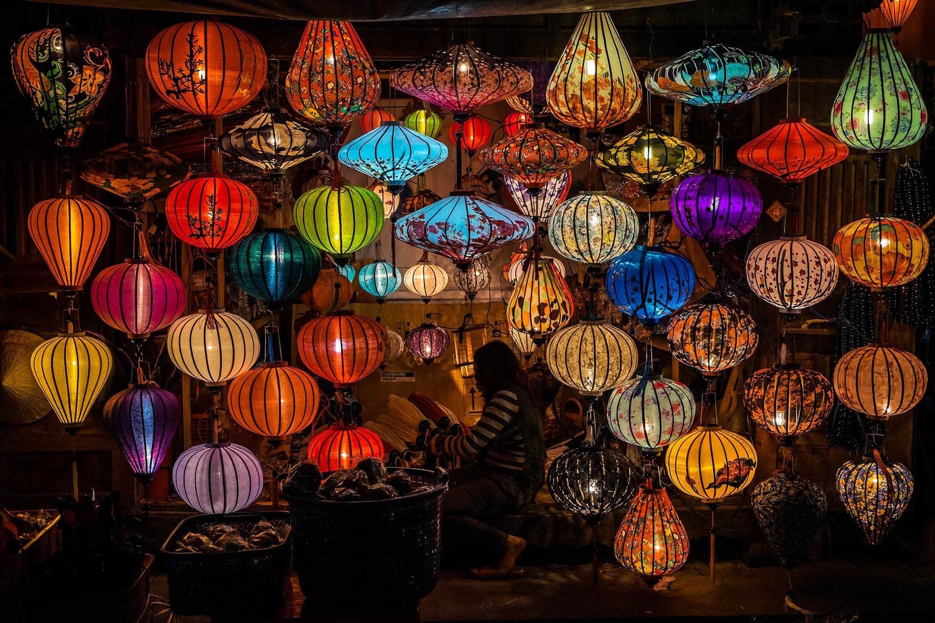Hoi An lanternes - Âme du Vietnam