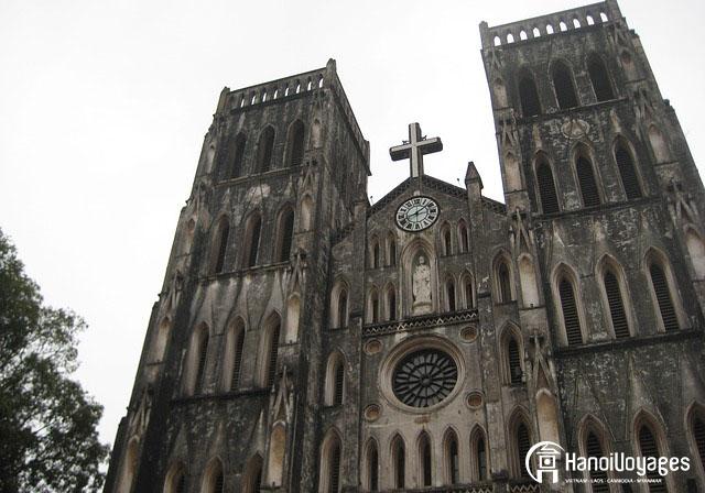 La cathédrale Hanoï - Âme du Vietnam