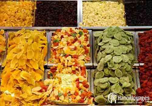 Mut - fruits confits - Âme du Vietnam