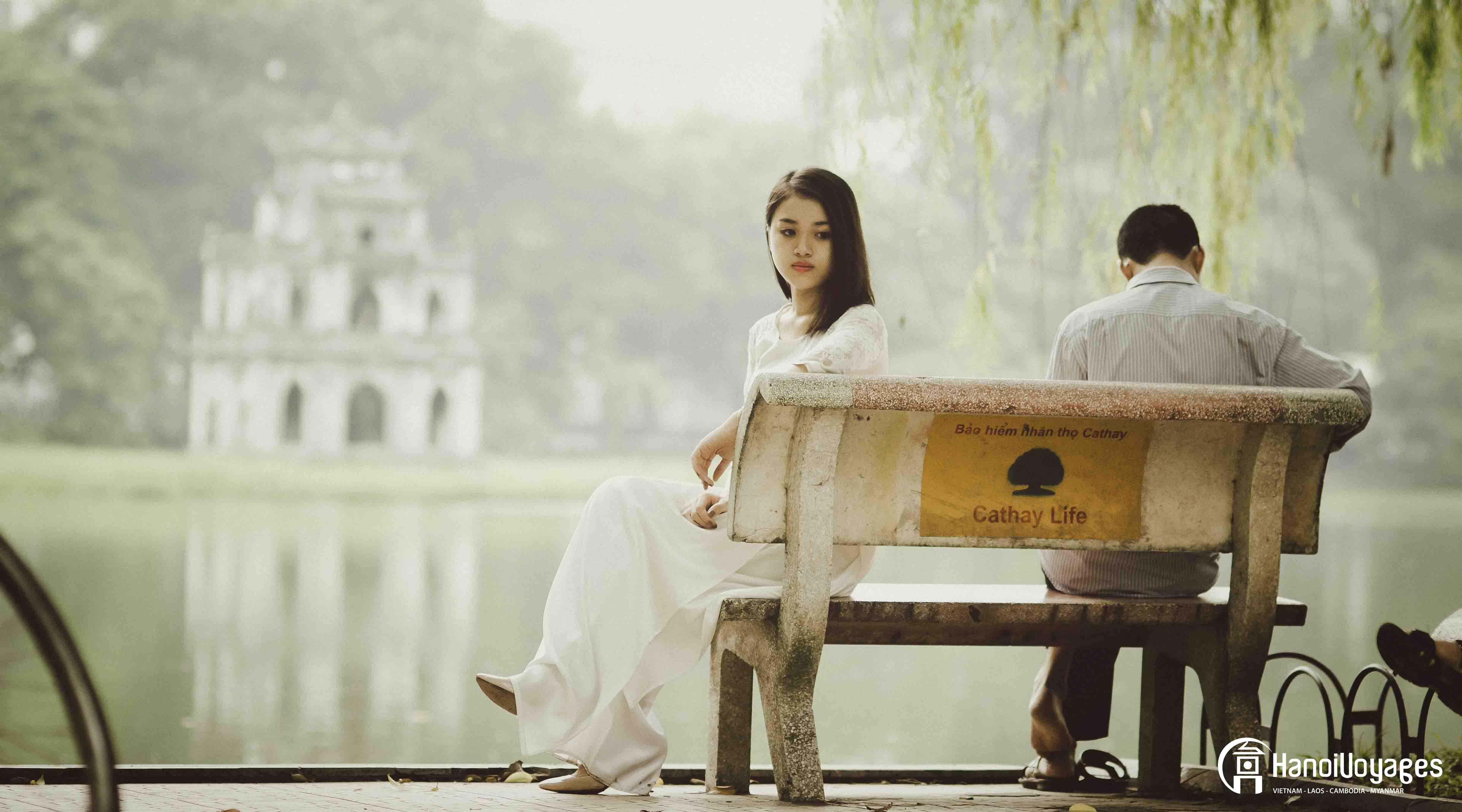 Lac Hoan Kiem - Âme du Vietnam