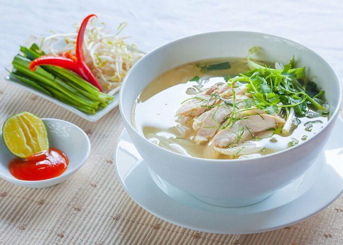 que mange-t-on au Vietnam pour le petit déjeuner