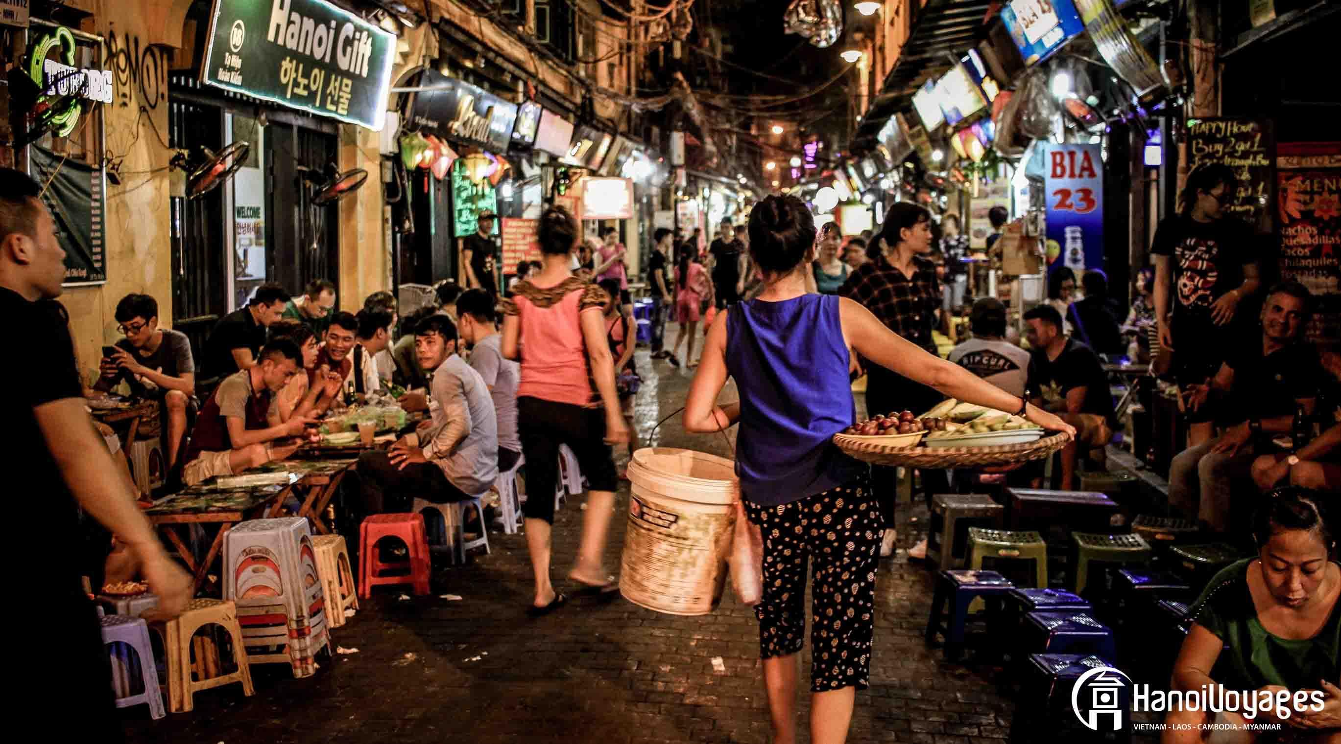 Vieux quartier - Âme du Vietnam