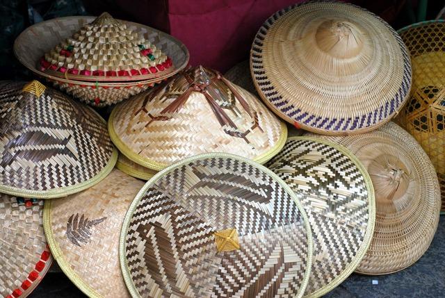 Chapeaux Coniques - Âme du Vietnam