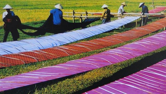 Van Phuc village artisanal - Âme du Vietnam