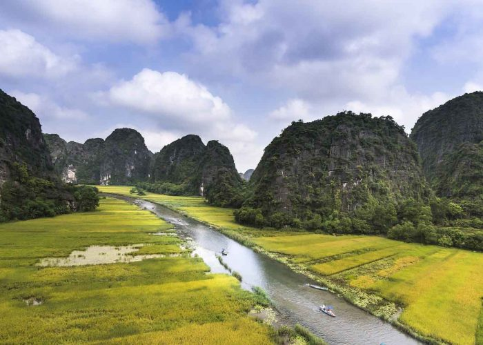 Tam Coc - Âme du Vietnam