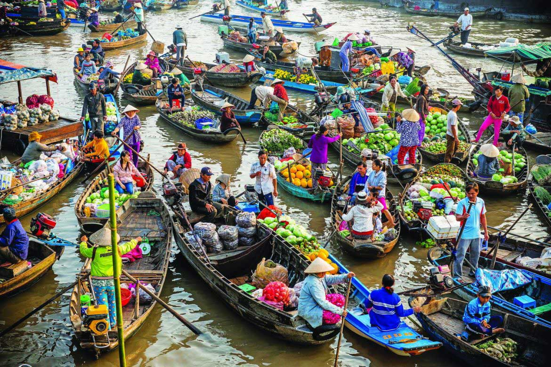 Can Tho - destination - Âme du Vietnam