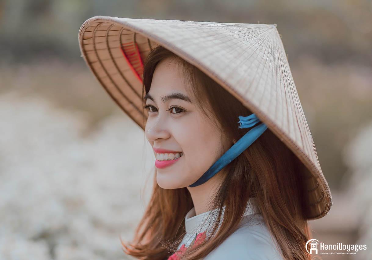Une fille vietnamienne