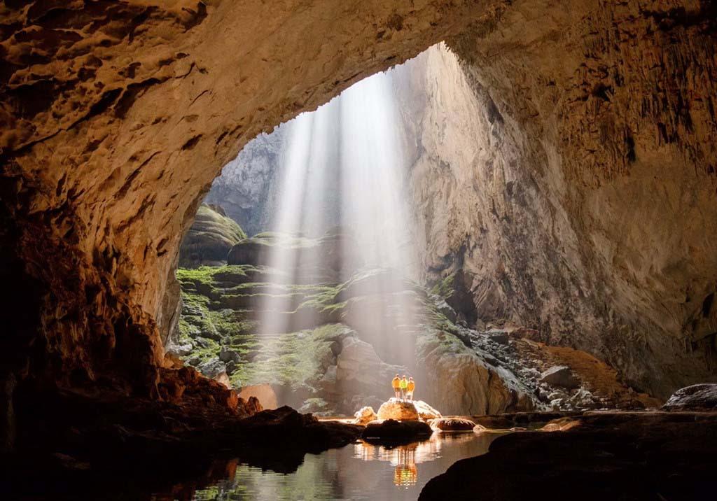 la grotte Son Doong - destination - Âme du Vietnam