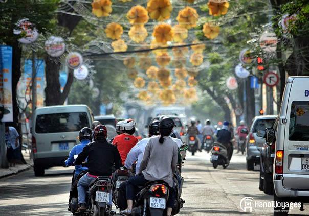 Motos vietnamiens