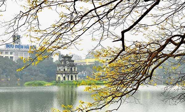 Lac de Hoan Kiem