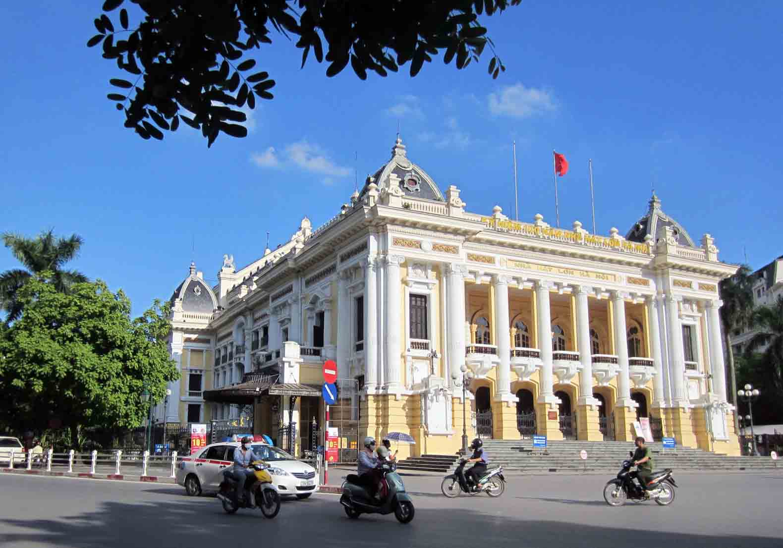 L'Opéra de Hanoi - Âme du Vietnam