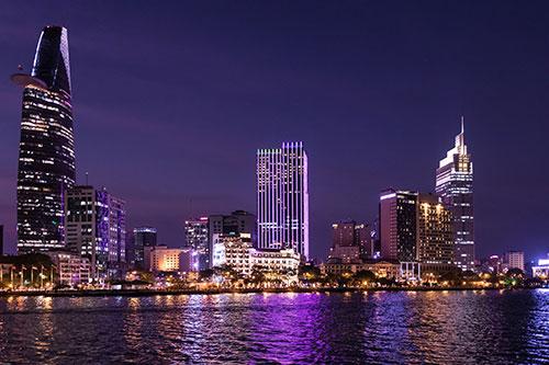 Saigon nocturne