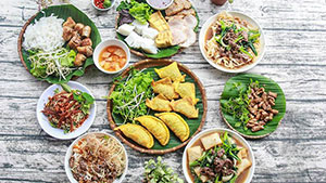 street food à Hanoi