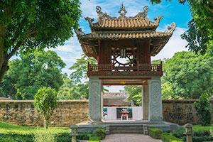 Temple de littérature Hanoi