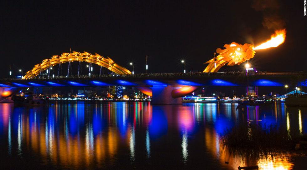 Pont Rong - Da Nang