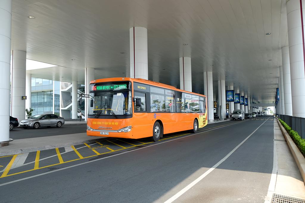 transport Hanoï - Bus 86 - Âme du Vietnam