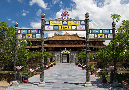 Hué - Centre du Vietnam - Âme du Vietnam