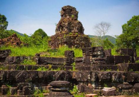 sanctuaire-my-son - Centre du Vietnam - Âme du Vietnam