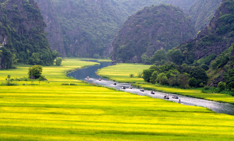 Ninh Binh - Vietnam en juillet - Âme du Vietnam