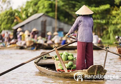 delta-mekong - Vietnam au printemps - Âme du Vietnam