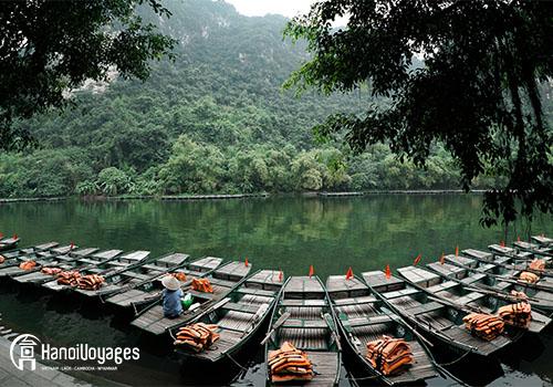 ninhbinh - Vietnam en décembre - Âme du Vietnam