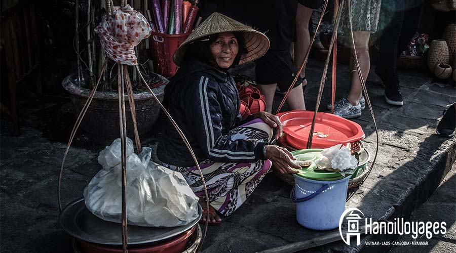 rue-hanoi - Vietnam en décembre - Âme du Vietnam