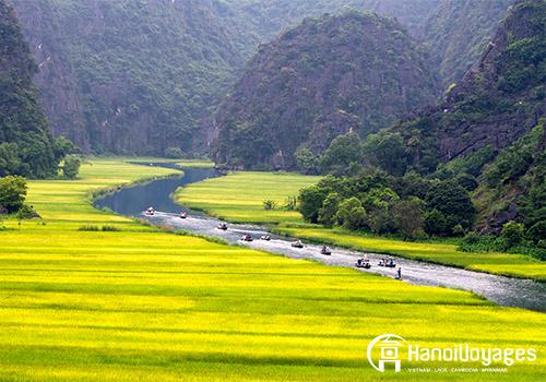 tam-coc - Ninh Binh - Âme du Vietnam