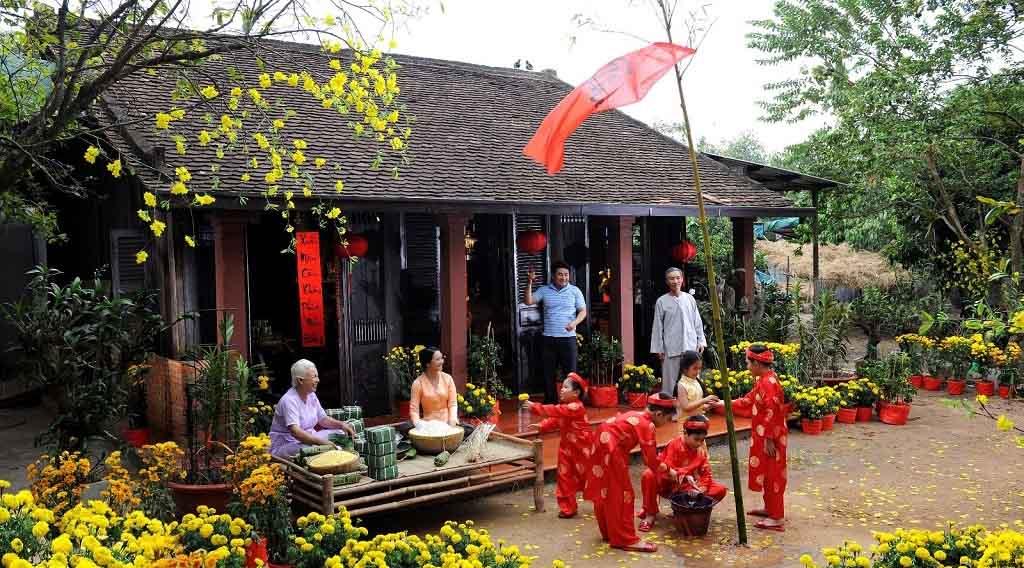 tet-vietnam - Vietnam au printemps - Âme du Vietnam