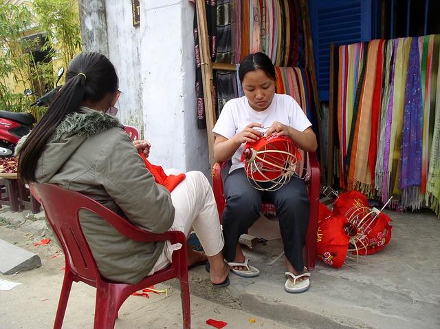 lanternes-artisanat-vietnam
