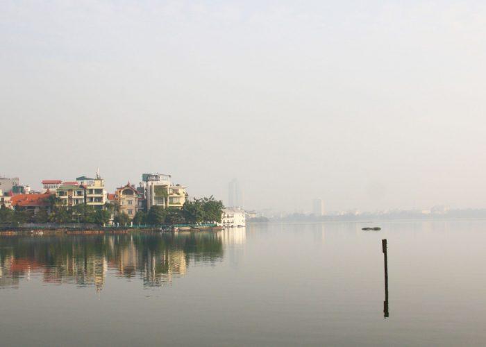 maisons lac Tay Ho