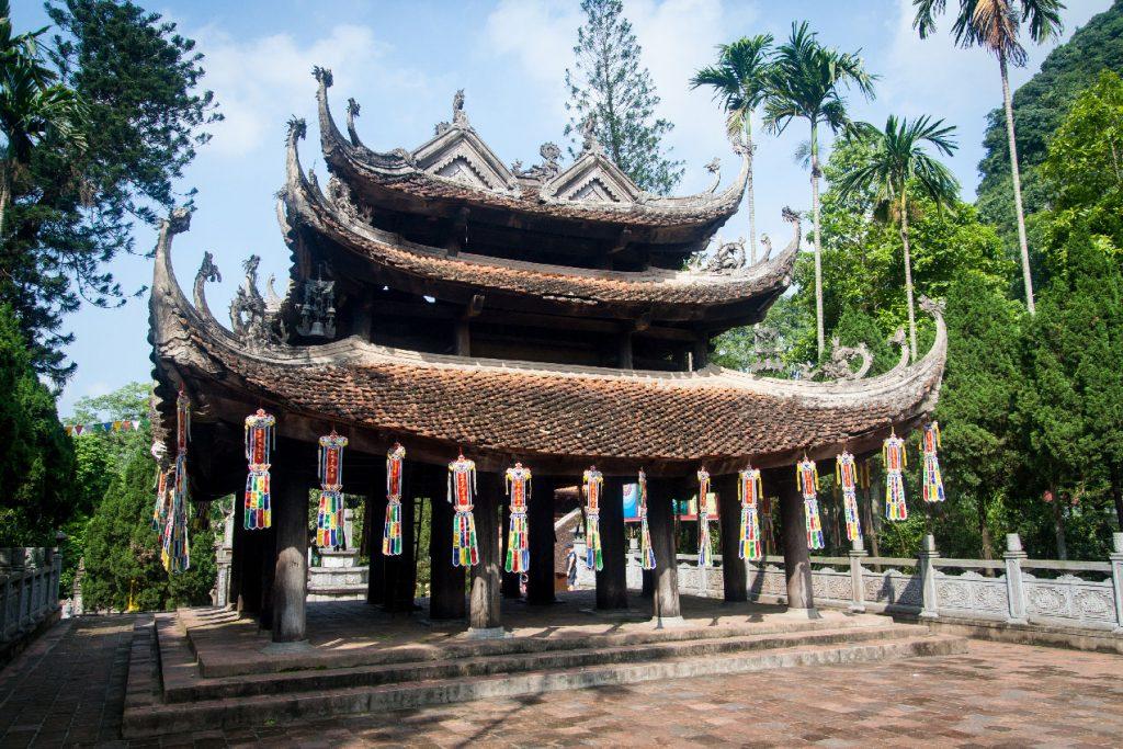 pagode des parfum