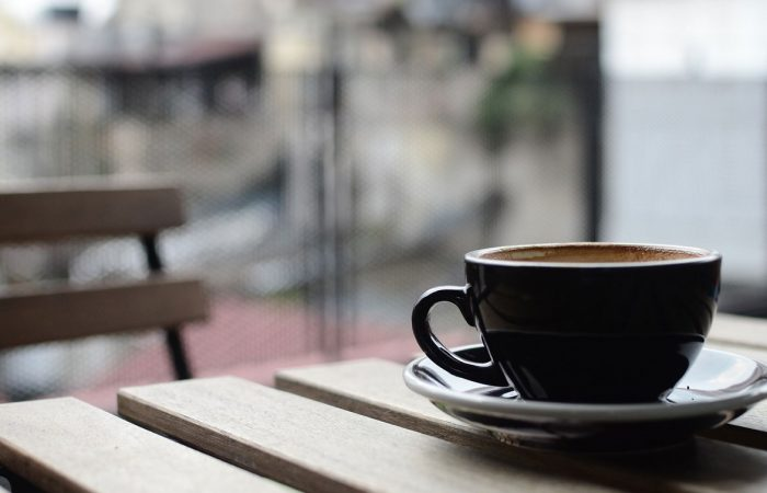 Café en terrasse