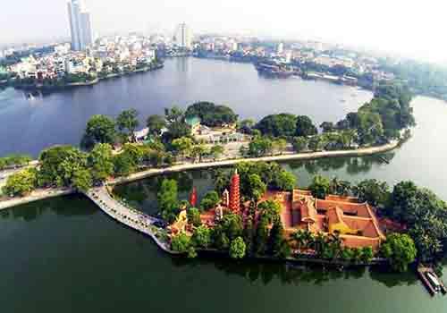 Quan Thanh temple - Hanoi