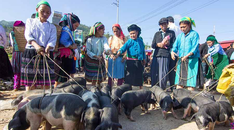 ethnie de Ha Giang