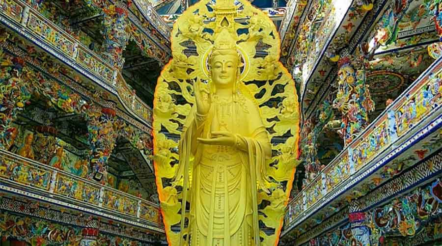 pagode linh phuoc
